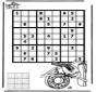 Sudoku - Oiseau