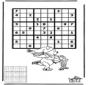 Sudoku - Patinage