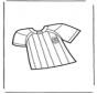 T-shirt de  foot