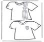 T-shirts de  foot 1