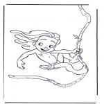 Personnages de bande dessinée - Tarzan 3