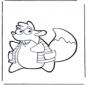 Tico l'écureuil