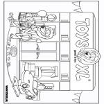 Coloriages faits divers - ToysXL coloriage 1