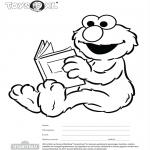 Coloriages faits divers - ToysXL Elmo