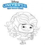 Personnages de bande dessinée - Universe: the video game 1