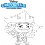 Personnages de bande dessinée - Universe: the video game 2