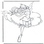 Personnages de bande dessinée - Winx Club 4