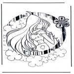 Personnages de bande dessinée - Winx Club 5