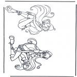 Personnages de bande dessinée - Winx club 8